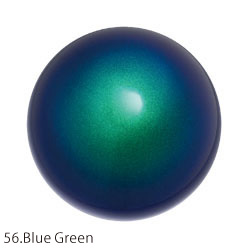 56.Blue Green Chacott Мяч Cosmic (Cosmic ball) 18,5 см 5399-65008